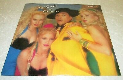 Creole Houses - KID CREOLE & THE COCONUTS THE SEX OF IT 12