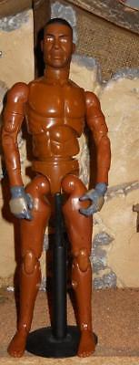 1/6 Scale Palisades Fully Posable African American Action Figure Body w -