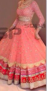 Brand new Anarkali Lahenga Set