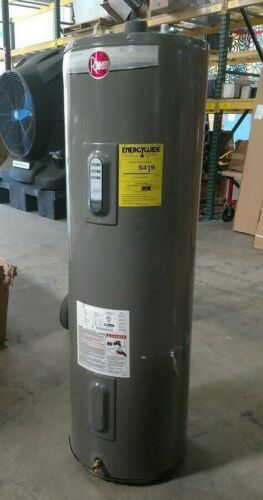 RHEEM PRO+E40 T2 RH95 EC1 Residential Electric Water Heater 40 gal 240V 4,500 W