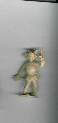 HTF SCARECROW FROM THE WIZARD OF OZ PLASTIC PLAYSET FIGURE AURORA 1967 2.75