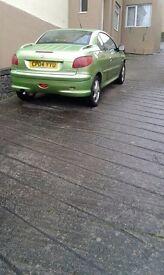 Peugeot 1,6 petrol