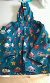 Boys Hatley coat size 5 years