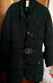 women coat size 14