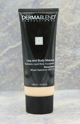 Dermablend Leg and Body Makeup Body Foundation FAIR NUDE 0N full size READ