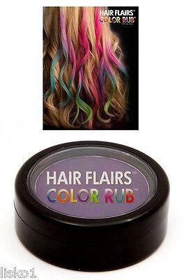 Hair Flairs Temporary Vibrant Hair Color .14 oz