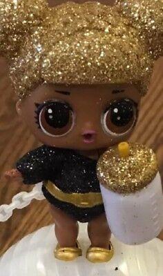 Lol Surprise Glitter Series   Queen Bee   Ultra Rare