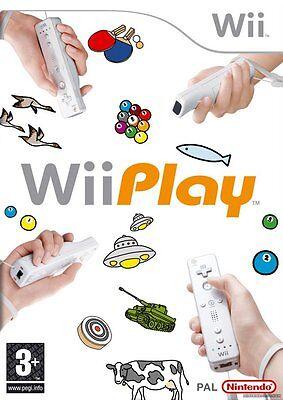 Wii Play Nintendo jeu jeux game games lot spelletjes spellen 1541