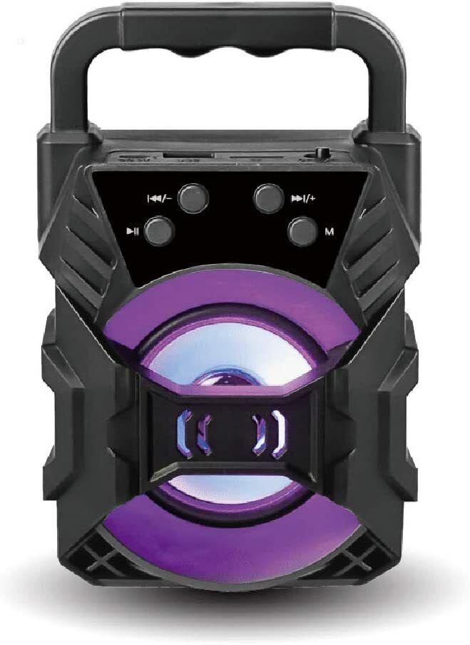 🔥Portable Mini Speaker, Bluetooth USB/TF/FM Radio Loud, F