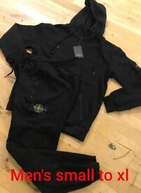 Mens brand new tracksuits