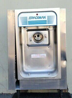 Spaceman 218 Soft Serve Ice Cream Machine Or Frozen Yogurt 8810