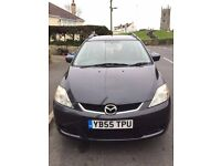 **Mazda 5 7 Seater 2005 Good Condition**
