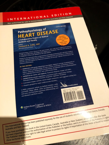 Pathophysiology Of Heart Disease By Leonard S Lily 5th Ed
