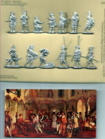 Mb Zinnfig N° 5 Bartolomeo Colleoni Received The King Od Danish (flat Figures) -  - ebay.it