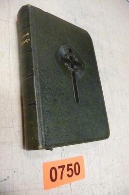 0750.  Alte Bibel 1904