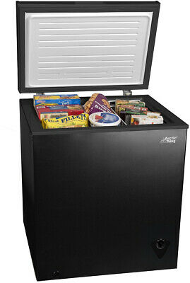 Deep Chest Upright Compact Freezer Storage Home Quick Defros
