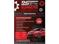 Mobile Mechanics, Car,Van & Truck Servicing.