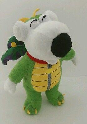 2009 BRIAN the Dog FAMILY GUY Dragon Costume NANCO Plush Stuffed Toy 13