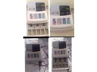 Sharp Electronic Cash Till, Great Condition.