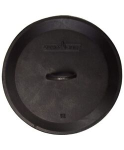 """12"""" camp chef cast iron skilled lid"""