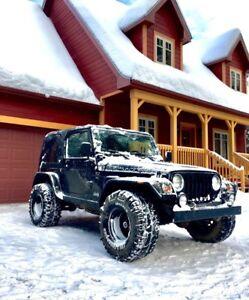 Jeep tj ...