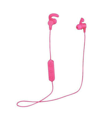 onn. Bluetooth In-Ear Headphones with Micro-USB Charging Cable, -