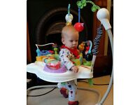 Fisher Price 'Discover n Grow Jumperoo'