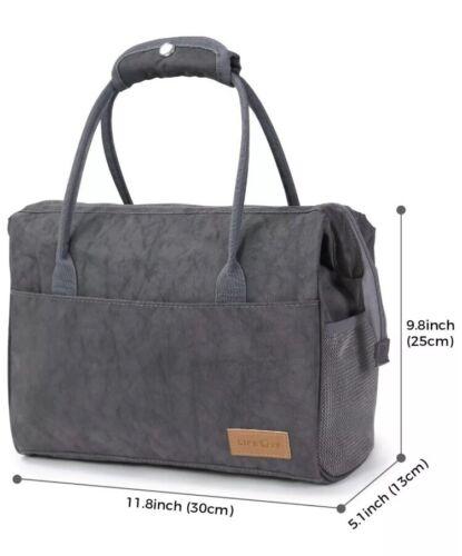 insulated lunch bag box women men kids