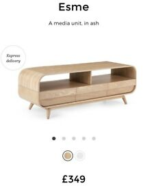 Made Esme Media Unit in Ash RRP £349