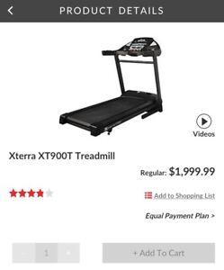 *PRICE REDUCTION* Treadmill