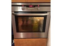 AEG oven for sale available from Dec 16