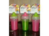 Avent Magic Sportster Cups