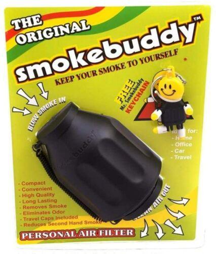 Smoke Buddy Original Personal Air Filter - Black
