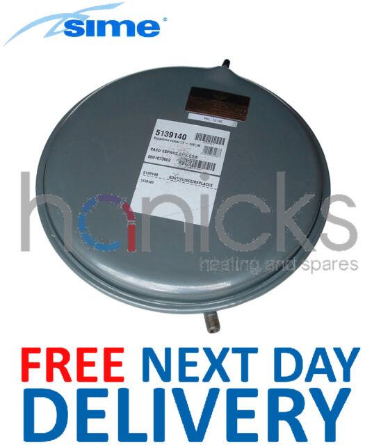 Sime Format 7 Litre Expansion Vessel 5139140 5139120 Genuine Part *NEW*
