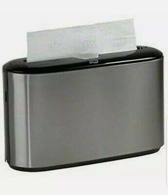 Tork Xpress Countertop Multi-fold Hand Towel Dispenser Stainless Steel 302030
