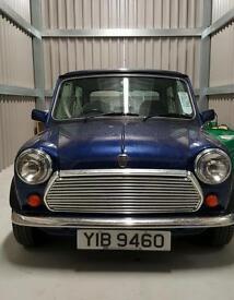 Mini Mayfair 1996 1275cc 2dr 14300 miles - £5500 o.n.o.