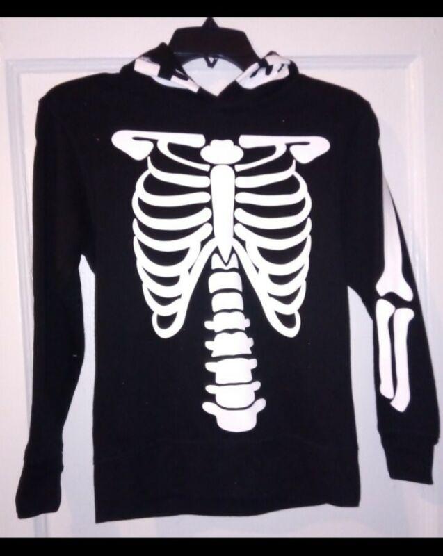 X-ray/Skeleton sweatsuit/ Halloween 🎃 costume. Kids size 8-10.