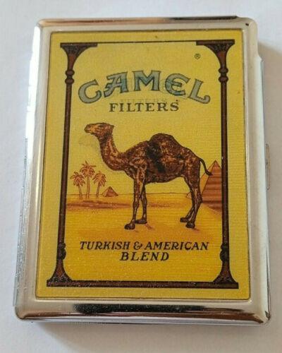 CAMEL CIGARETTE VINTAGE 3D CASE CIGARETE !!!