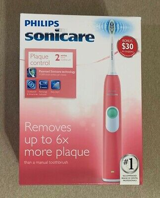 Philips Sonicare Series 2 Electric Toothbrush HX6211 / 90 Pink