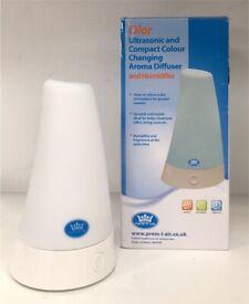 Ultrasound & compact colour Humidifier