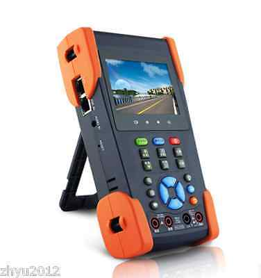 Ipc3500 Touch Screen 3.5 Onvif Ip Hd 1080p Analogue Wifi Video Camera Tester