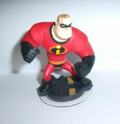 DISNEY INFINITY Mr. Incredible Figure Character Buy4Get1Free Game Piece 1.0 2.0