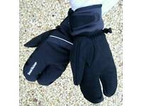 Sealskinz handlebar mittens 100% waterproof toasty lobster claw cycling gloves