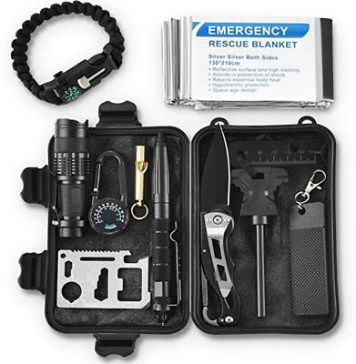Survival Kit Marine Navy Seal Tactical Outdoor Tool Tools Gear Camping Hiking