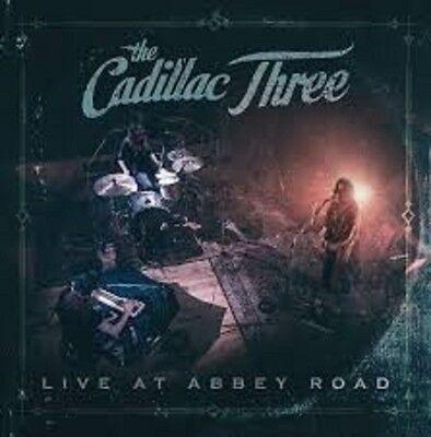 """The Cadillac Three - Live at Abbey Road - 10"""" Vinyl Single - RSD 2017"""