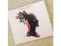 CD music - human love Newton Faulkner
