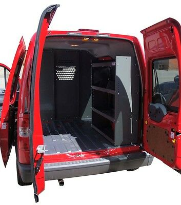 Van Shelving Storage for Ford Transit Connect 38