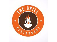The Grill Restaurant is currently Looking for Chefs/Waiters
