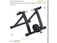 Home cycle trainer