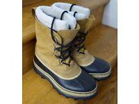 Men's Sorel Caribou Waterproof Snow Boot